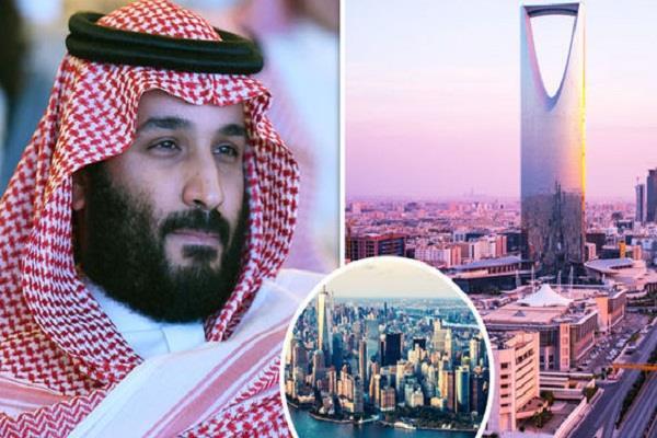 سعودی عرب کا نیا تعمیر ہونے والا شہر نیوم، نیو یارک سے 33 گنا بڑا ہے