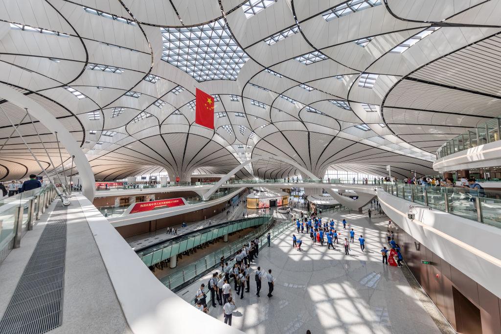 چین نے دنیا کا سب سے بڑا ہوائی اڈہ تعمیر کر لیا