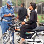 پنجاب میں یکم جنوری 2020 سے نئے ٹریفک جرمانوں کا اطلاق ہوگا