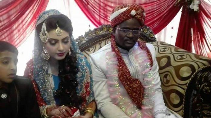 خوبصورت پاکستانی لڑکی نے اسلام آباد میں یوگنڈا کےلڑکے سے شادی کرلی