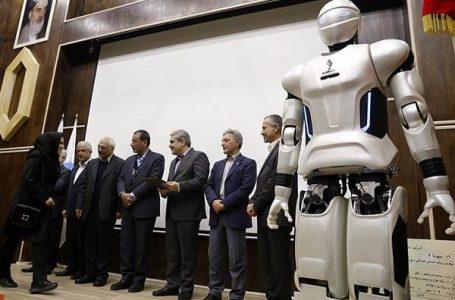 iran robot