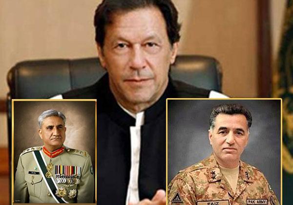 جناب وزیراعظم عمران خان جرنل قمرجاویدباجوہ اور ڈی جی آئی ایس آئی جرنل فیض صاحب اور تمام مقتدر حلقوں سے اپیل