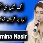 Ek Main Hi Nahi Un Par Qurban Zamana Hai Naat