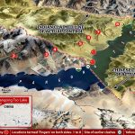 چین بھارت جنگ میں چین نے متنازعہ علاقے پر چین لکھ کر نیا نقشہ جاری کر دیا